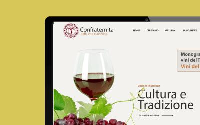 Confraternita della vite e del Vino - Web Marketing Synectix