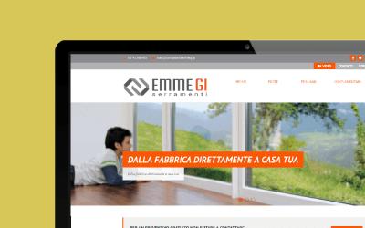 EmmeGi - Web design Synectix