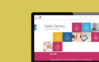 Sales Factory - Inbound Marketing Synectix
